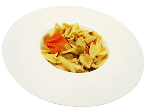 Super White Wide Rim Porcelain Pasta Bowl ( 12 Count) 11'' D X 1.95''H ( RCN-0911) by Sunrise Kitchen Supply (Image #4)