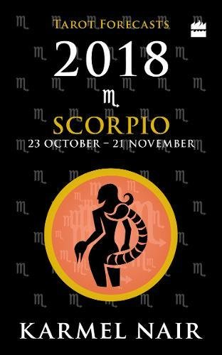 Scorpio Tarot Forecasts 2018