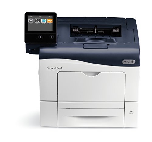 Xerox VersaLink C400/DN Color Printer, Amazon Dash Replenishment Enabled (Workcentre 6027 Color Led All In One Printer)