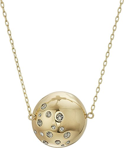 Single Mod (House of Harlow 1960 Women's Single Mod Pendant Necklace Gold One Size)