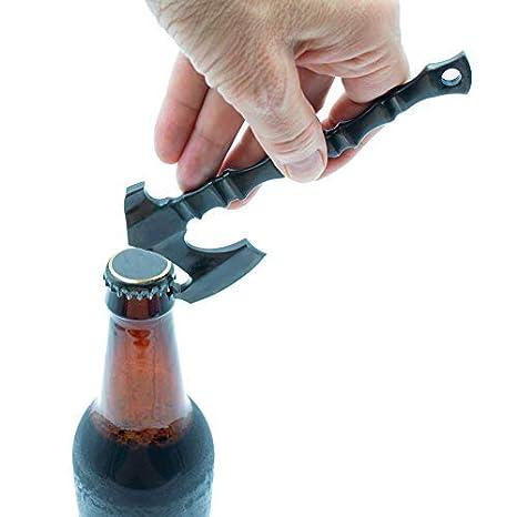 Amazon.com: handforged Medieval Abridor de botellas – Latón ...