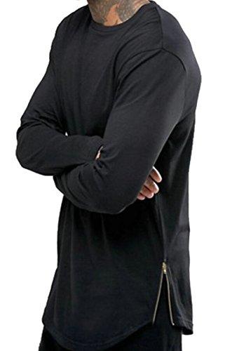 zip side shirts - 4