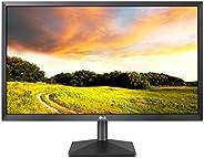 Monitor LG 19.5'' LED HD - HDMI, 2ms, Ajuste de Inclinação, Reader Mode, 4-Screen Split, 20