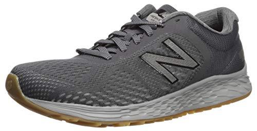 New Mens Sports Shoes - New Balance Men's Arishi V2 Fresh Foam Running Shoe, Magnet/Grey, 9.5 D US
