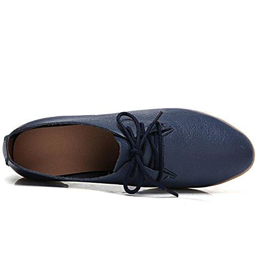 Pour Blue Doratasia De Ville 1 À Lacets Chaussures Dark Femme zX6q4TXZ