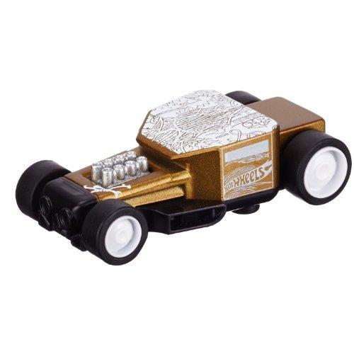"Mattel Hot Wheels ""Bone Shaker"" Apptivity Interactive Race &"