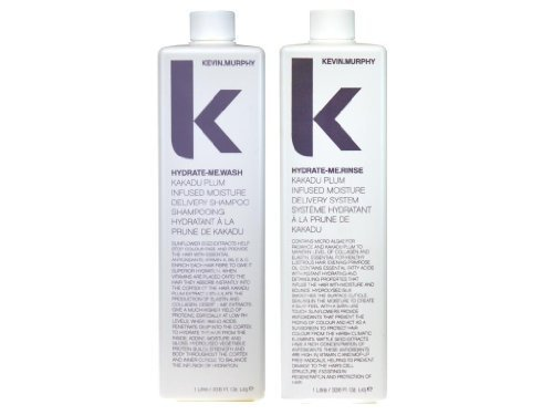 Kevin Murphy Hydrate-Me Wash and Rinse 33.6oz duo set by Kevin Murphy