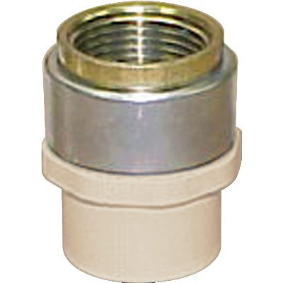Spears 2023-010C CPVC Schedule 80 Products CPVC Gate Valves, CPVC with Flanged Ends, EPDM, 1-Inch