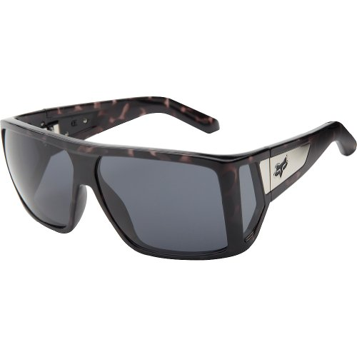 Fox Racing The Holten Adult Active Sports Sunglasses - Grey Tortoise/Grey / One Size Fits All