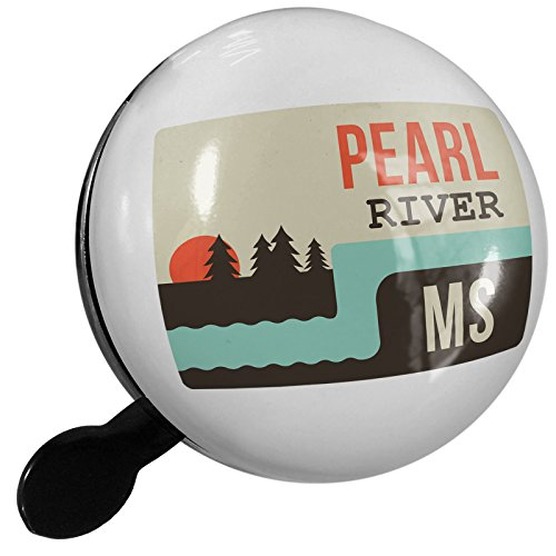 River Road Pearl (Small Bike Bell USA Rivers Pearl River - Mississippi - NEONBLOND)