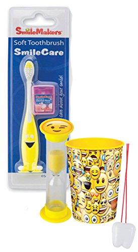 Smiley Toothbrush Holder - 5
