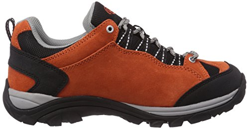 Bruetting Mount Bona Low - Zapatillas de senderismo para mujer Orange