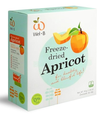 freeze dried apricots - 9