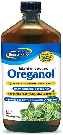North American Herb And Spice Juice Of Oregano 12 Oz Health Personal Care