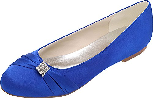 Bleu Nice Find Compensées EU Sandales 36 Femme 5 Bleu f6xw6
