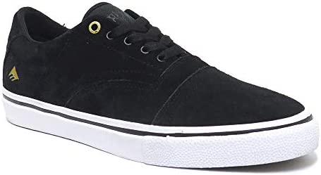SHOES シューズ スニーカー PROVIDER 黒/白/ゴールド BLACK/WHITE/GOLD スケートボード スケボー SKATEBOARD