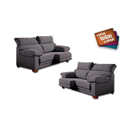SHIITO Conjunto de sofás de Tres y Dos plazas con Asientos ...