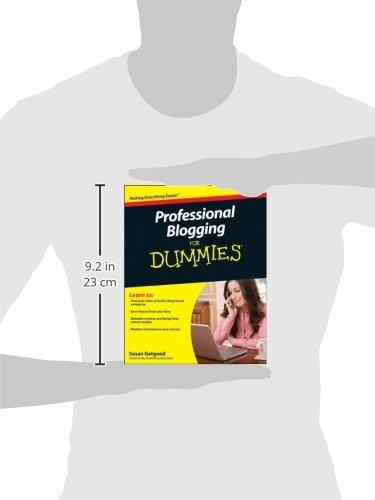 Professional-Blogging-For-Dummies