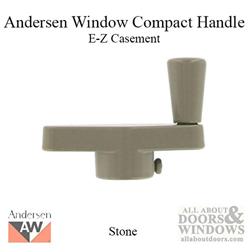Andersen Compact Awning/Casement Window Handle Stone - Andersen Casement Window