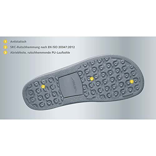 39 39 Size Shoes Arrow White Abeba Clog 8400 R5pSSwq