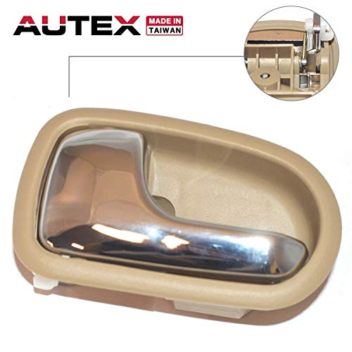 02 mazda protege door handle - 4