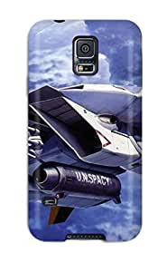 Best Case Cover Macross Fighter Galaxy S5 Protective Case