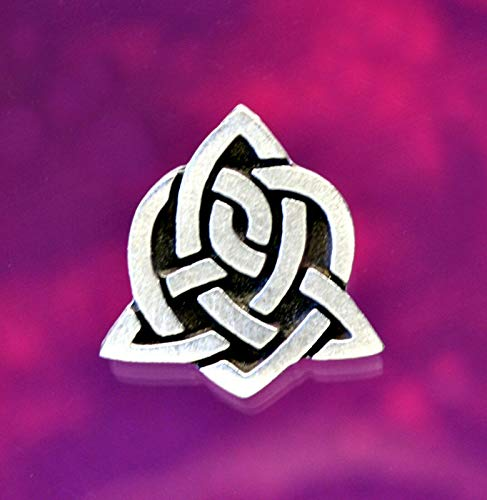 Celtic Buttons | Celtic Sister Knot Pewter Buttons in Fine Pewter