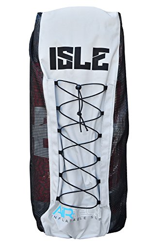 ISLE Inflatable SUP Carrying Bag - Fits Any iSUP up to 12'6 | Convenient Backpack Style
