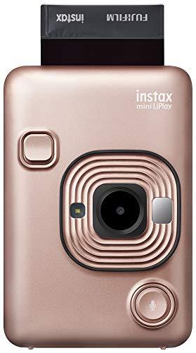 Instax Mini Liplay Hybrid Instant Camera – Blush Gold