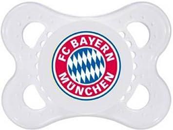 FC Bayern M/ünchen Schnuller 2er Set 0-6 Monate