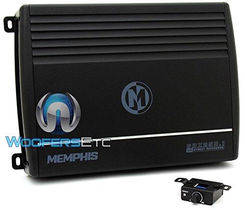 16-SRX250.1 - Memphis Monoblock 250W RMS 500W Max Street Amplifier