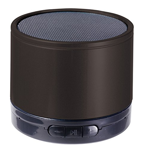 Craig Electronics CMA3596 CMA3568R-BK Portable Speaker with Bluetooth Wireless Technology