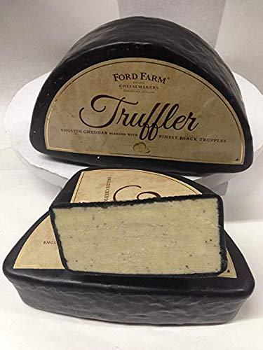(Ford Farm Ford Black Truffle Cheddar Cheese 1 Lb.)