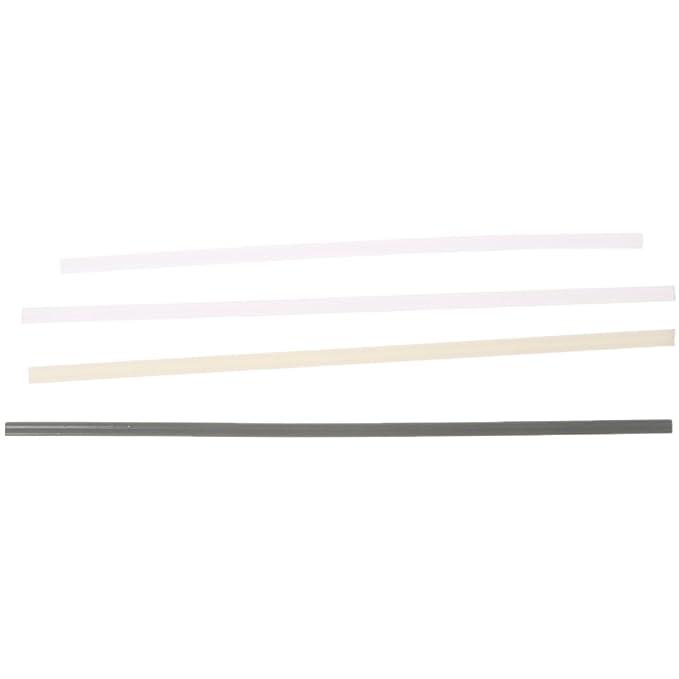 50 varillas de soldadura de plástico para soldadura de plástico ABS/Pp/Pvc/Pe: Amazon.es: Bricolaje y herramientas