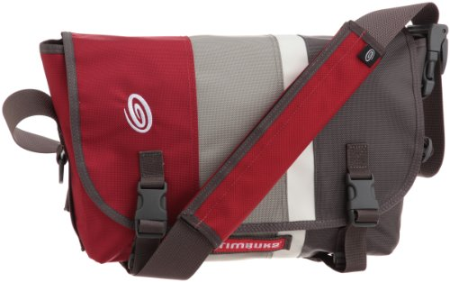 Image result for Timbuk2 D-lux Messenger Race Stripe in Red and Cement