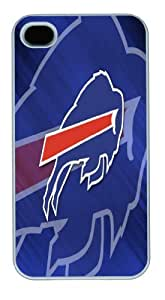 Buffalo Bills Hard Plastic Back Protection Case for Iphone 4 4s