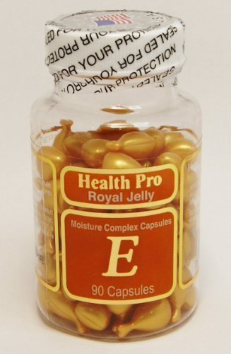 NU-Health Royal Jelly Vitamin E Moisture Complex (90 Capsules) - 24 Pack by Nu-Health
