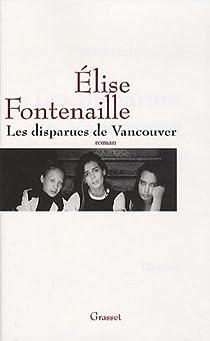 Les disparues de Vancouver par Fontenaille