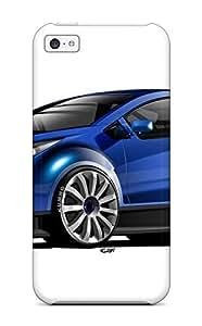 AmandaMichaelFazio Slim Fit Tpu Protector XZmoeFO12544DrMJu Shock Absorbent Bumper Case For Iphone 5c
