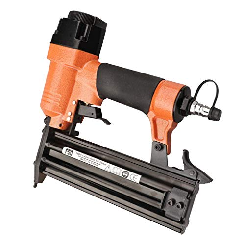 Flameer Heavy Duty Nail Gun & Staple Gun Cordless Electric Stapler Nailer 10-50mm