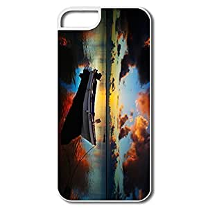 For SamSung Galaxy S4 Phone Case Cover Sunrise For SamSung Galaxy S4 Phone Case Cover - White Hard Plastic