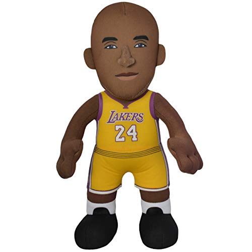 "Bleacher Creatures Los Angeles Lakers Kobe Bryant #24 10"" Plush Figure"