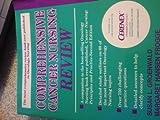 Comprehensive Cancer Nursing Review, Groenwald, Susan L., 0867203358