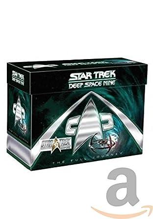 Coffret NineL'intégrale Star Trek Space 1 7Dvd Deep Saison QBrxWEdoCe