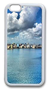 City waterfront Custom For SamSung Galaxy S4 Mini Case Cover Hard shell White