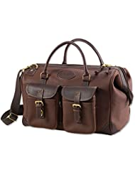 Orvis Bullhide Leather Weekend Carry-on