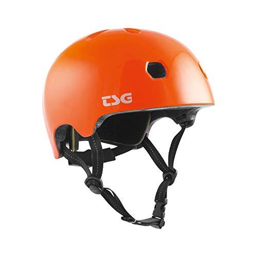 TSG Meta Skate & Bike Helmet in w/Dial Fit System | for Cycling, BMX, Skateboarding, Rollerblading, Roller Derby, E-Boarding, E-Skating, Longboarding, Vert, Park, Urban