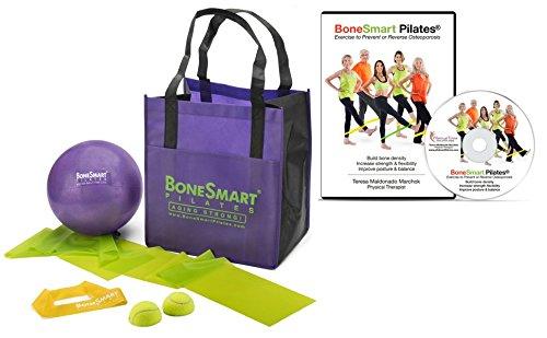 (BoneSmart Pilates DVD Prop Bundle)
