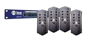 Hear Technologies Hear Back 4 Pack
