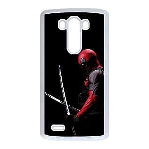 Deadpool Game Lg G3 Cell Phone Case White DAVID-411269